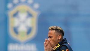 VIDEO! Neymar a oferit primele informatii dupa ce a iesit accidentat de la antrenament! Anuntul facut de starul Braziliei