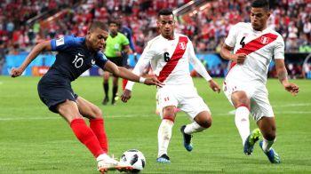 VIDEO REZUMAT Franta - Peru 1-0 | Mbappe a inscris unul dintre cele mai usoare goluri din cariera! E cel mai tanar marcator din istoria Frantei la o Cupa Mondiala