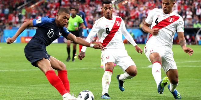VIDEO REZUMAT Franta - Peru 1-0   Mbappe a inscris unul dintre cele mai usoare goluri din cariera! E cel mai tanar marcator din istoria Frantei la o Cupa Mondiala