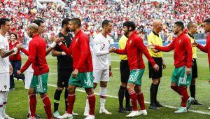 ULTIMA ORA   Comunicatul oficial dat de FIFA dupa scandalul de la Portugalia - Maroc! De la ce a plecat totul