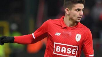 Destinatie surpriza pentru Razvan Marin! Anuntul facut de presa belgiana: clubul care a facut o oferta de 12 milioane de euro pentru roman