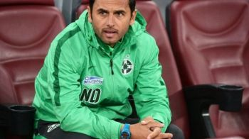 """A avut mare noroc FCSB, n-o sa aiba probleme in a merge mai departe"". Singurul roman din campionatul Sloveniei i-a spus lui Dica cum joaca Rudar"