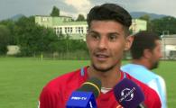 Cum a reactionat Florinel Coman cand a auzit ca Mbappe a dat gol la Mondial :) Atacantul stelist are alta nationala favorita