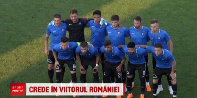 Tot Hagi ne duce la Mondial?  Regele , sigur ca pustii sai vor califica Romania la urmatoarea Cupa Mondiala