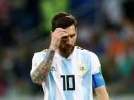"""CATASTROFA"", ""CAVALERII DURERII"". Reactia presei argentiniene dupa naufragiul incredibil al lui Messi si Aguero in fata Croatiei"