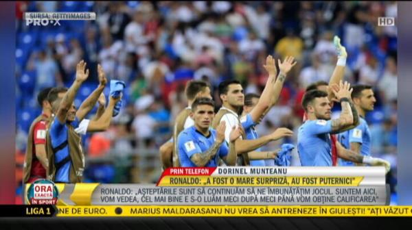 """Dorinel Munteanu: """"Tare mi-e frica sa nu fie Germania surpriza neplacuta a Mondialului"""""""