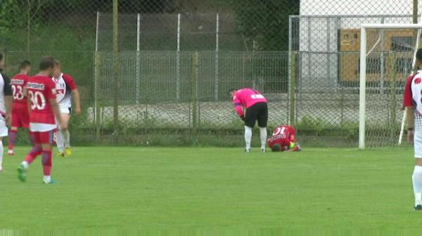 GOOOL FCSB   Florin Tanase majoreaza diferenta in meciul cu CS Cornu, din cantonament