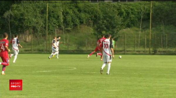 VIDEO FCSB 4-1 CS Cornu, in primul amical al verii pentru stelistii lui Dica! Cum au marcat Coman, Tanase si Ov. Popescu