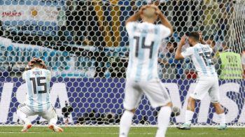 "Diego Simeone, furios pe Sampaoli: ""Anarhie, leadership zero!"" Aguero a avut o iesire nervoasa la adresa selectionerului"