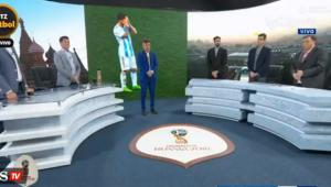 """CLIPUL ZILEI: Moment de reculegere la televiziunea argentiniana, la """"inmormantarea"""" nationalei lui Messi"""