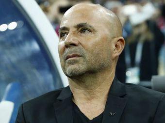 "Sampaoli isi ATACA jucatorii dupa umilinta cu Croatia: ""Echipa Argentinei umbreste stralucirea lui Messi!"""