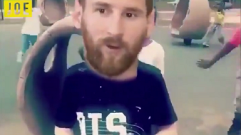"VIDEO: ""Messi ciao, Messi ciao!"" Clipul brazilienilor devenit viral si cea mai tare gluma cu Messi pe Twitter"