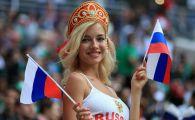 Cupa Mondiala 2018. Cine e in realitate cea mai SEXY spectatoare de la Mondial! A devenit vedeta instant in Rusia! FOTO