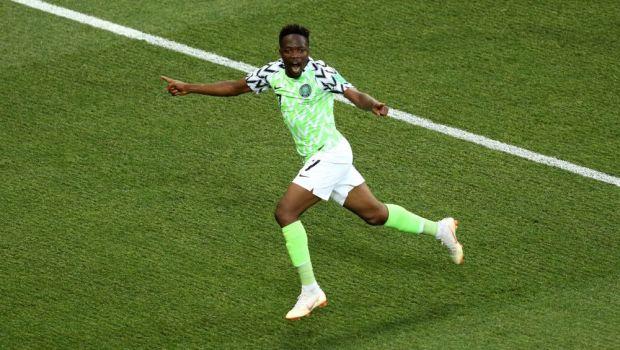 NIGERIA 2-0 ISLANDA | Musa ii da sperante lui Messi! Dubla nigerianului arunca in aer situatia din grupa D de la Mondial! Cum arata clasamentul inaintea ultimei etape