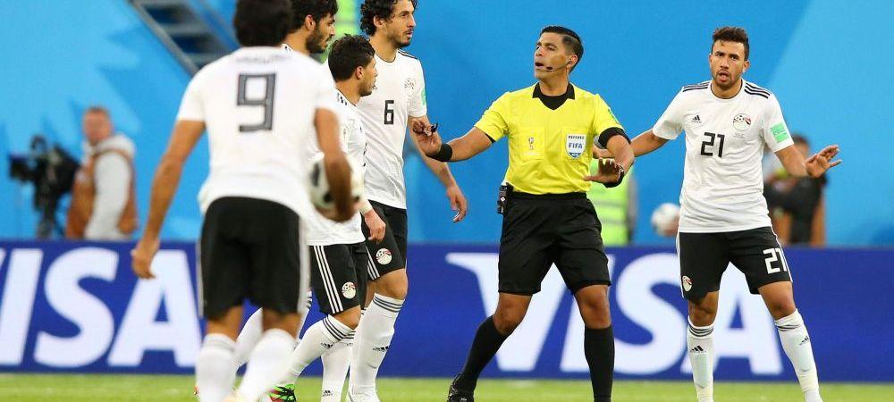"Cupa Mondiala 2018. Prima echipa care a reclamat arbitrul la FIFA: ""Toata brigada sa fie anchetata!"""