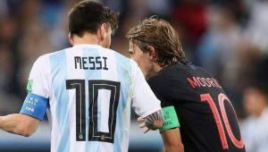 Lectie de MODESTIE din partea lui Modric dupa ce a umilit Argentina! Ce a spus despre Messi!