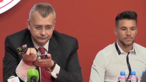 "OFICIAL   Transfer soc pentru Baluta! Craiova l-a vandut ""pe ascuns"", romanul a fost deja prezentat"