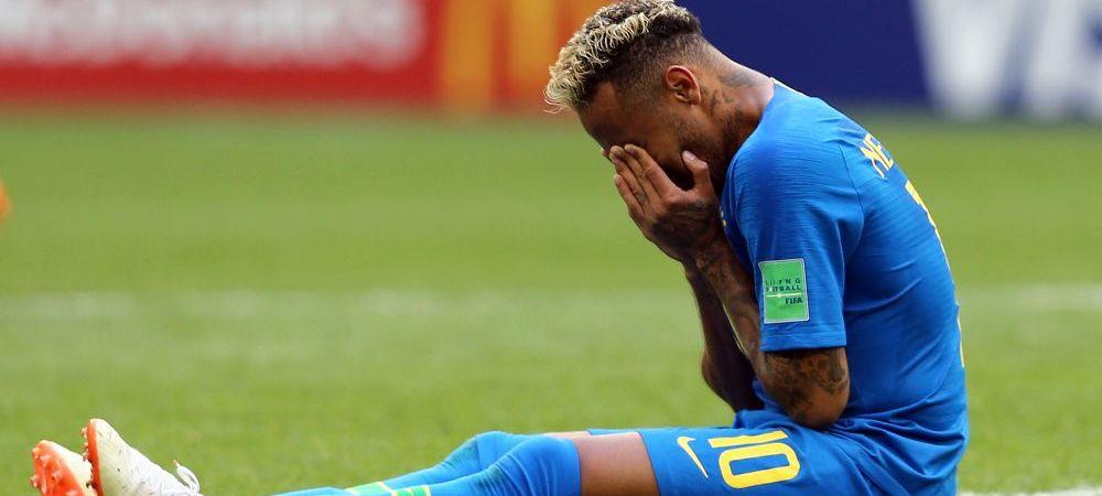 IMAGINILE ZILEI la Mondial! Neymar, IN LACRIMIdupa victoria la limita in fata celor din Costa Rica | FOTO