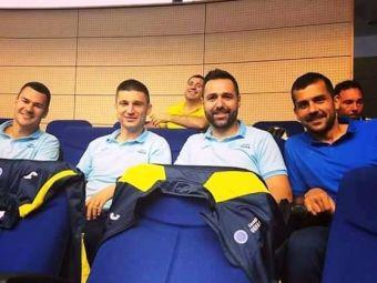 "INTERVIU   Ciolacu, fotbalist si antrenor la 25 de ani: ""Sper sa ajung sa antrenez Rapid in Liga 1!"""