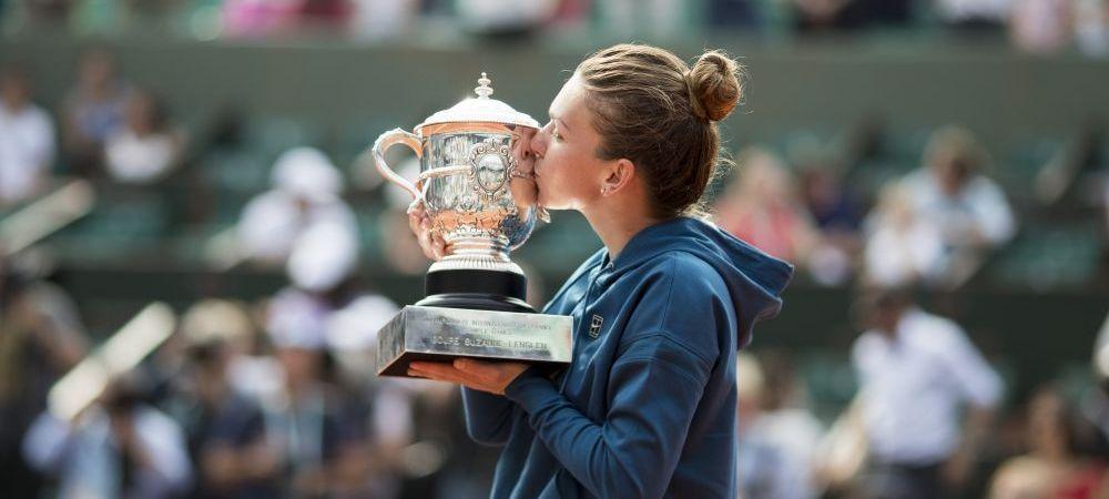 SIMONA HALEP, WIMBLEDON   Totul pentru al doilea Grand Slam al carierei! Decizia luata de Simona cu 13 zile inainte de startul turneului