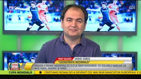 Cartu: Argentina s-a prezentat in Rusia fara portar si fara antrenor