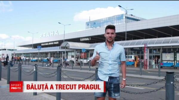 Prima declaratie a lui Alexandru Baluta dupa transfer