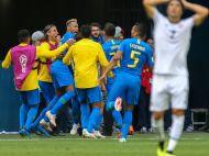 Dubla lovitura pentru Brazilia inaintea partidei decisive cu Serbia! Jucatorul care a schimbat meciul cu Costa Rica poate rata restul turneului