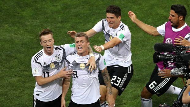 Dubla lovitura pentru Brazilia inaintea partidei decisive cu Serbia   Cea mai tare reactie dupa golul lui Kroos din min 90+5! Ce a scris Lineker