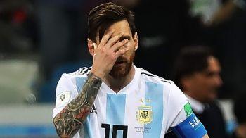 Argentina poate prinde optimile prin TRAGERE la sorti! Scenariul INCREDIBIL pentru grupa D la Mondial