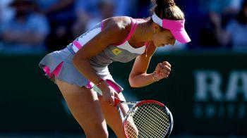 Mihaela Buzarnescu, invinsa in semifinale la Birmingham de o Kvitova dezlantuita! Miki a inceput excelent partida, dar Kvitova a fost de neoprit