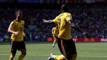 BELGIA 5-2 TUNISIA CUPA MONDIALA 2018 | Hazard si Lukaku au reusit cate o dubla, Belgia se califica in optimi!