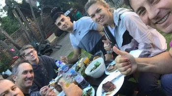 Cine e baiatul MISTERIOS aflat cu Simona Halep la Londra! Toata echipa reunita pentru Wimbledon 2018! FOTO