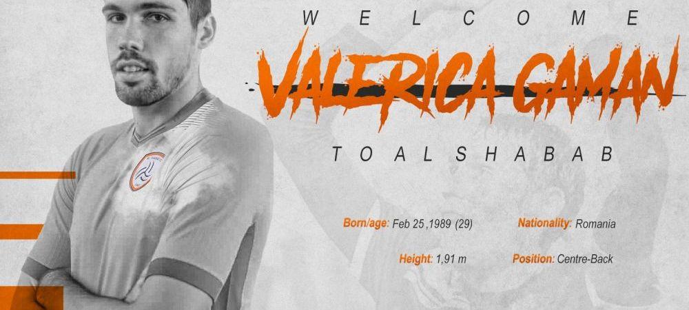 """Welcome, Valerica!"" Gaman a fost prezentat OFICIAL in Arabia Saudita! FOTO"
