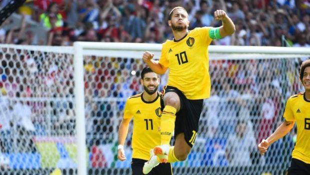 RECORD ISTORIC la Cupa Mondiala 2018! Totul s-a petrecut la penalty-ul transformat de Hazard cu Tunisia!