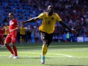 Lukaku SCRIE ISTORIE pentru Belgia! Performanta INCREDIBILA la Mondialul din Rusia: L-a prins din urma pe Cristiano Ronaldo!