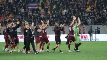 ACADEMIA RAPID 10-1 AFC SINGURENI| Rapid promoveaza in Liga a III-a! Daniel Niculae a marcat din foarfeca