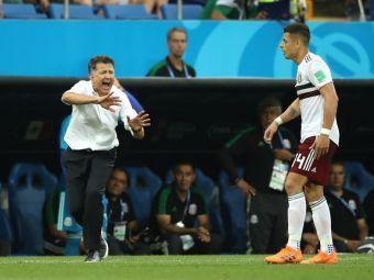 TALISMANUL NOROCOS al lui Osorio! Ce ia cu el pe banca selectionerul Mexicului: Le-a primit de la o persoana speciala