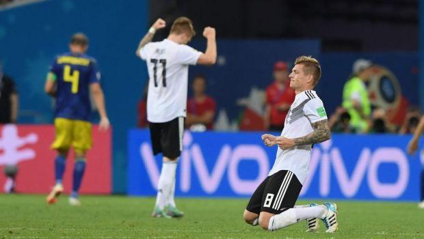 Dueluri SOC in optimi: Germania se bate cu Brazilia daca trece mai departe! Adversar de FOC pentru Messi daca se califica!