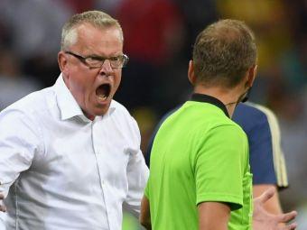 """Germania - Suedia, Cupa Mondiala 2018. """"Cel mai PENIBIL final din cariera mea!"""" Reactia antrenorului suedez"""