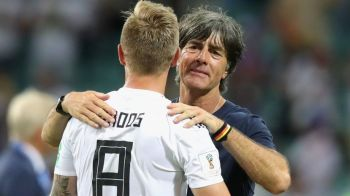 """Germania - Suedia. Reactia lui Low dupa ce a scapat ca prin MINUNE de rusine: """"A fost thriller plin de emotie!"""""""