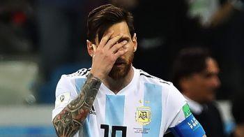Ce s-a petrecut la antrenamentul Argentinei intre Messi si Sampaoli! Mesajul sud-americanilor inaintea FINALEI cu Nigeria. FOTO