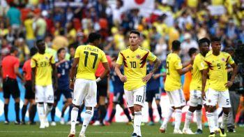 POLONIA 0-3 COLUMBIA CUPA MONDIALA 2018 | Echipa care a umilit Romania in preliminarii pleaca acasa batuta mar! Situatia in grupa inaintea ultimei etape
