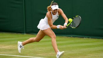 Sorana Cirstea, eliminata in primul tur la Eastbourne dupa ce a condus cu set si 5-4! Meci dramatic cu Anastasia Pavlyuchenkova