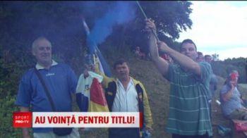 Mondialul aduce bucurie si in Romania! Langa Resita a fost sarbatoare la victoria Croatiei cu Argentina