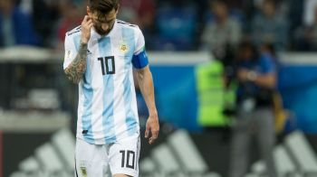 "Messi, FACUT PRAF de un campion mondial: ""Nu-mi pare deloc rau de el! Nu e un lider! Nu e Cristiano Ronaldo!"""
