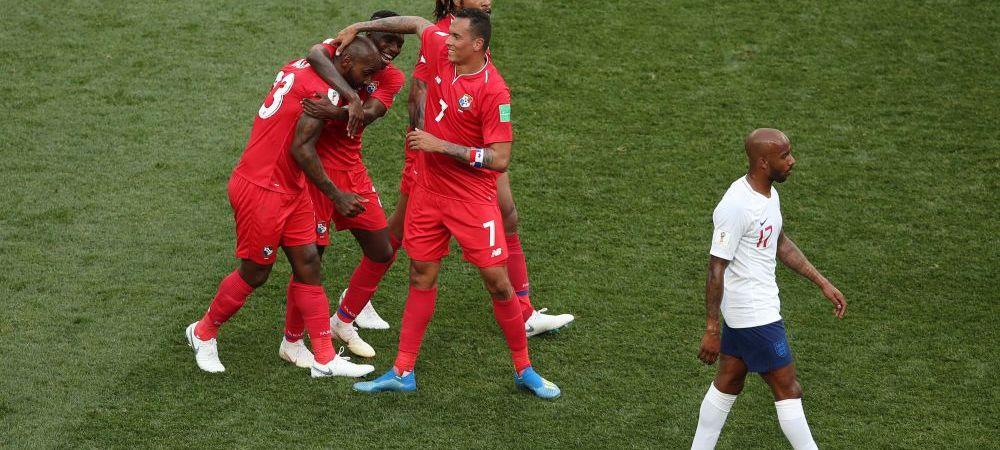 Si ce daca au luat 6? Reactia fabuloasa a panamezilor la primul lor gol din istorie la un Campionat Mondial: VIDEO