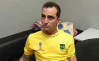 Politia rusa a retinut un suporter la meciul Brazilia - Costa Rica. Ofiterii au avut un soc atunci cand au aflat cine este barbatul