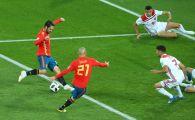 SPANIA 2-2 MAROC, CUPA MONDIALA 2018 | Echipa lui Hierro termina pe primul loc dupa un gol cu calcaiul validat de VAR in PRELUNGIRI