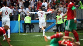IRAN - PORTUGALIA, LIVE 21:00, CUPA MONDIALA 2018 | Ronaldo&Co se califica si cu un egal! Echipele probabile