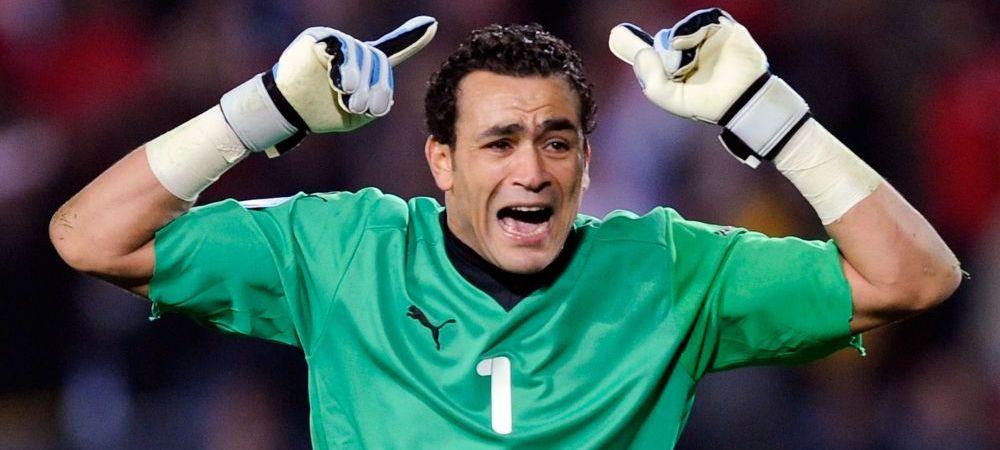 SPECIAL | Batranul si Mondialul! El Hadary isi indeplineste visul la 45 de ani si devine cel mai varstnic jucator din istoria turneelor finale